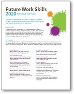 Future Work Skills 2020 | On education | Scoop.it