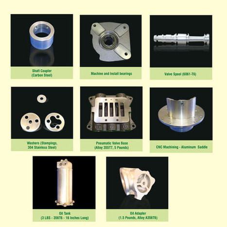 Metal Prototyping Services | Rapid Metal Products & Prototypes | automotive supplier | Scoop.it