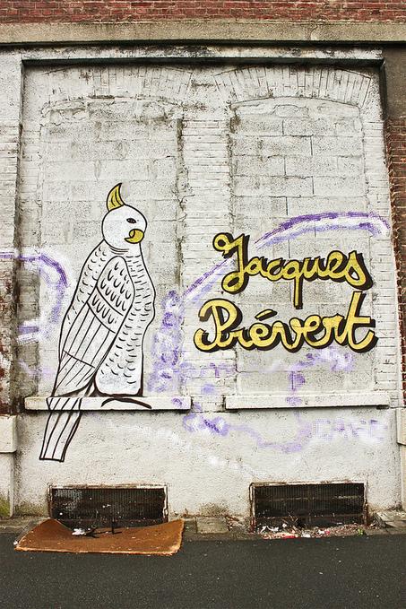 Lille, street art … Faubourg des postes « @necDOT   idées graphiques   Scoop.it