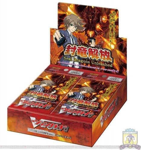 Sealed Dragons Unleashed VGE-BT11 caja c/30 sobres | Gamesmart | Scoop.it
