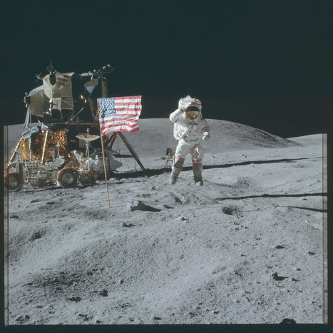 NASA just released thousands of high-res Apollo mission photos | Real Estate Plus+ Daily News | Scoop.it