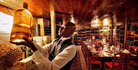 Aux Bahamas, La plus incroyable des caves à vins | Le Vin en Grand - Vivez en Grand ! www.vinengrand.com | Scoop.it