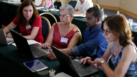 AQUA-TNET Digital Teaching Skills Workshop - Materials, Report & Interviews | Aqua-tnet | Scoop.it
