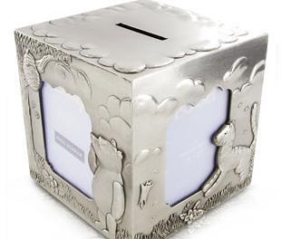 Royal Selangor Winnie the Pooh Cube Photo Frame Money Coin Box | Various Photo Frames | Scoop.it