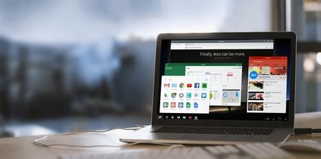 Remix OS, pour installer Android sur un PC, est disponible au téléchargement - FrAndroid | Cyber ferme | Scoop.it