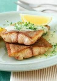 Recette de Filets de silure grillés, sauce au cresson | Etude sur le silure | Scoop.it