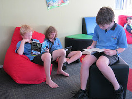 Open learning spaces: What place the library? | School Library Design Planning | Scoop.it
