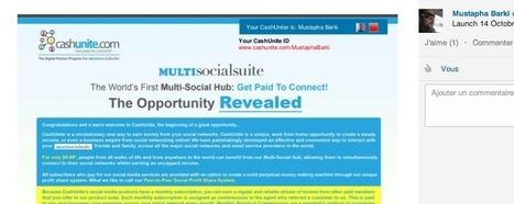 ▶ www.cashunite.com/MustaphaBarki – YouTube   Engineering Wordpress   Barkinet   Scoop.it