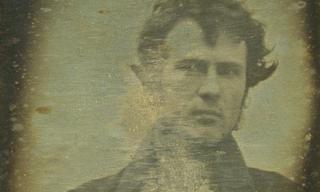 The first ever selfie, taken in 1839 - a picture from the past | Fotografia e reportage | Scoop.it
