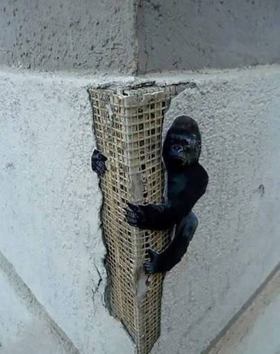 Street Art | I didn't know it was impossible.. and I did it :-) - No sabia que era imposible.. y lo hice :-) | Scoop.it