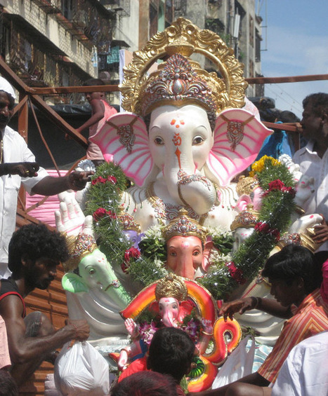 2013 Ganesh Chaturthi Festival in India: Essential Guide | Year 3 History: National Days and Celebrations - India | Scoop.it