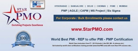 PMP Certification Training in Pune | pmp training in pune | Scoop.it