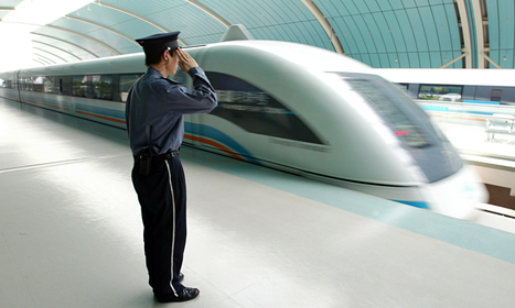 Chinese experts 'in discussions' over building high-speed Beijing-US railway | BUSS4 | Scoop.it