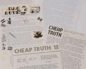Organismo Cibernético: /Cheap Truth | Paraliteraturas + Pessoa, Borges e Lovecraft | Scoop.it