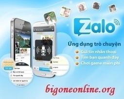 Zalo chỉ dành cho người sành điệu   thiết kế website   Scoop.it