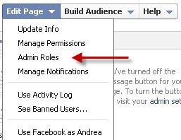 How to Easily Add a Facebook Admin to Your Page | The Perfect Storm Team | Scoop.it
