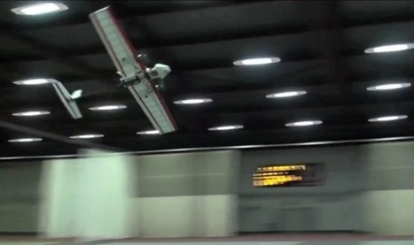 MIT robot plane deletes the pilot - SlashGear | anything about everything | Scoop.it