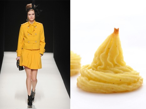 MOSCHINO FW 2012-13 / POMMES DUCHESSE  | Dante's Scoop | Scoop.it