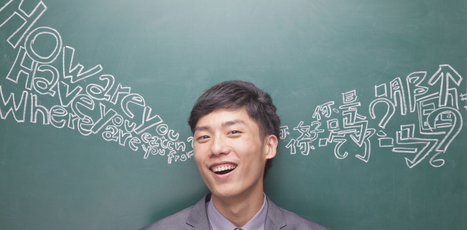 If you speak Mandarin, your brain is different | Strange days indeed... | Scoop.it
