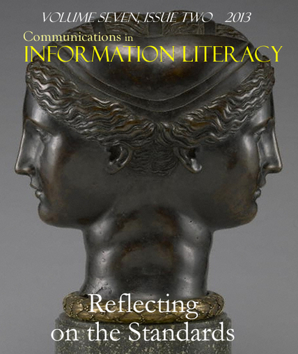 Communications in Information Literacy | Information Literacy | Scoop.it
