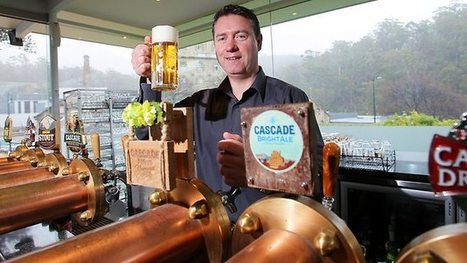 Craft beer key to Cascade sales strategy - The Australian | Australia Europe and Africa | Scoop.it