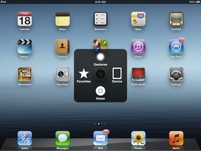 Back to Basic: Top 6 iPad Shortcuts Gestures | School Leaders on iPads & Tablets | Scoop.it