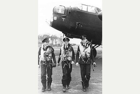 AVIATION: Australian pair were not the only family members to grace the skies during war time | 460 Squadron - Bomber Command: 1942-45 | Scoop.it
