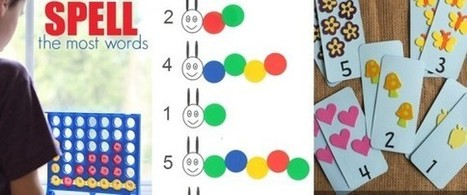 Sticker Games That Make Learning Fun | Educational Resources for Kids | Scoop.it