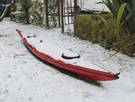 Image du jour - AST KAYAK   Le kayak de mer   Scoop.it
