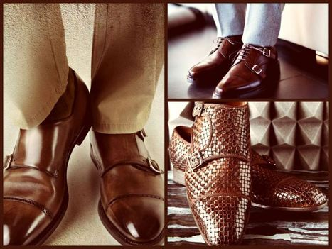 Fashion tips by Franceschetti Shoes: The Monkstrap Shoe | Le Marche & Fashion | Scoop.it