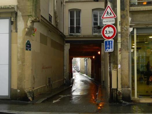 DESARTSONNANTS - CRÉATION SONORE ET ENVIRONNEMENT - ENVIRONMENTAL SOUND ART - PAYSAGES ET ECOLOGIE SONORE - Passage Saint-Pierre Amelot - A Soundwalk