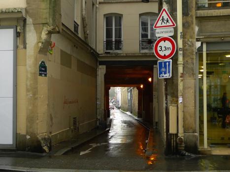 Passage Saint-Pierre Amelot - A Soundwalk | DESARTSONNANTS - CRÉATION SONORE ET ENVIRONNEMENT - ENVIRONMENTAL SOUND ART - PAYSAGES ET ECOLOGIE SONORE | Scoop.it