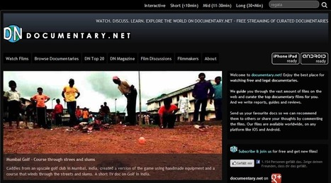 Watch The Best Free Streaming Documentaries OnLine | Imparare l'Inglese OnLine | Scoop.it