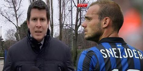Sneijder'in peşinde... | Haftalık Spor Haberleri | Scoop.it