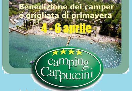 BENEDIZIONE DEI CAMPER e GRIGLIATA DI PRIMAVERA 4-6 ... | CAMPERWEBLOG by maurifopuntocom - Viaggiare in Camper | Scoop.it