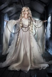 Barbie Makes a Ghost of an Entrance for Halloween 2012 - Doll Observers | Fashion Dolls | Scoop.it