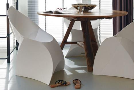 Quand l'origami inspire le mobilier design et la déco | Typographie, Mise en page et ce qui m'intéresse | Scoop.it