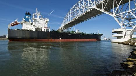 Eagle Ford Crude shipments up at Port of Corpus Christi - San Antonio Business Journal | Sales Leadership | Scoop.it