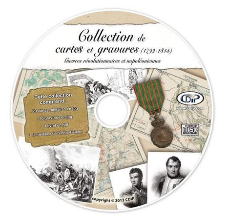 Une Collection de cartes et gravures 1792-1815 pour enrichir votre arbre généalogique, ou votre blog (CDIP) | Nos Racines | Scoop.it