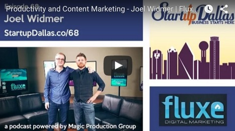 Talking Content Marketing Strategy on Startup Dallas | Content Marketing | Scoop.it