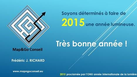Bonne et heureuse année à toutes et à tous !   Management et Stratégie   Scoop.it
