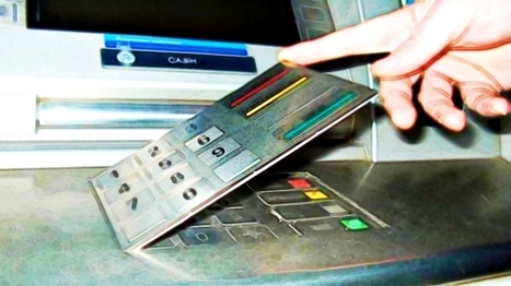 Watch 2 Chinese Installing ATM Skimmer in a Pakistani Bank | cyber | Scoop.it