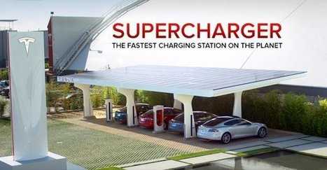 Tesla expands Supercharger network in Europe | Piccolo Mondo | Scoop.it
