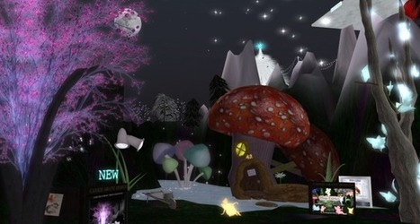 Cool Screencasting Tool and Seasonal Scenes in Second Life ... | Screencasting & Flipping for Online Learning | Scoop.it