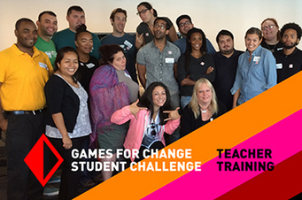 NYC Teachers Kick Off the Games for Change Student Challenge | Institute of Play | game making and learning | Scoop.it