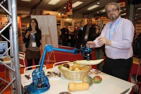 Agroalimentaire : des robots pour alléger la peine | Ouest France Entreprises | Innovation agroalimentaire | Scoop.it