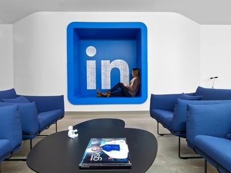 Les nouveaux bureaux de Linkedin à Toronto | Actualité Social Media : blogs & réseaux sociaux | Scoop.it