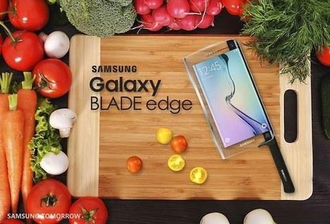 L'iPhone-Game Boy, le Samsung qui coupe: florilège des poissons d'avril de la high-tech | Vous avez dit Innovation ? | Scoop.it