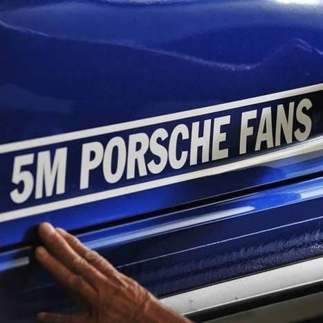 Porsche engage ses fans Facebook en leur dédiant un modèle - Clubic.com | Webmarketing | Scoop.it