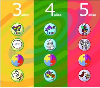 Sehacesaber.org - Juegos educativos para Educación Infantil | Entorns Virtuals d'Aprenentatge i Recursos Educatius WEB 2.0 | Scoop.it